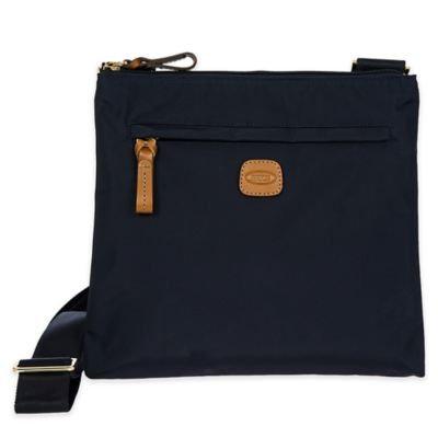 Bric's Milano X-Bag Urban Envelope Bag (Navy)
