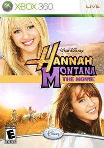 Disney Hannah Montana: The Movie for Xbox 360