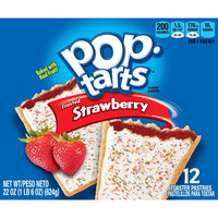 Kellogg's Pop-Tarts Frosted Strawberry Pastries 12 ct