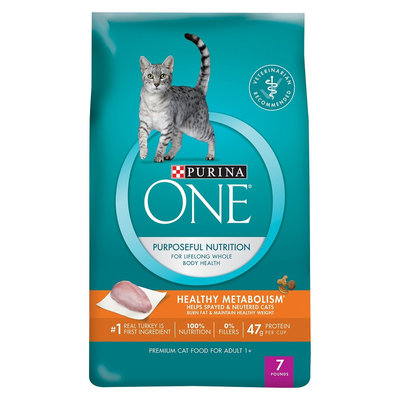 PURINA ONE® Healthy Metabolism Adult Premium Wet Cat Food