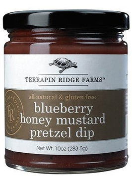 Terrapin Ridge Farms 9022 Blueberry Honey Mustard Dip Pack of 3