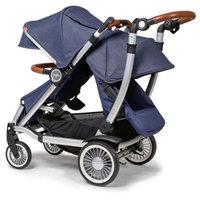 Austlen™ Entourage® Stroller with Second Seat in Navy