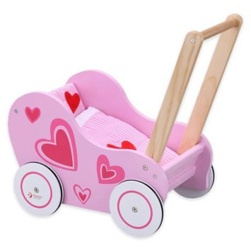 Classic World Toys 2812 Pink Doll Stroller