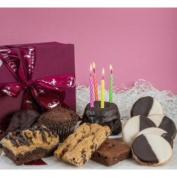 Dulcet Gift Baskets Dulcets Gourmet Chocolate Birthday Sampler Celebration Gift Basket