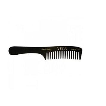 Vega Handmade Black Comb - Shampoo HMBC-202 1 Pcs by Vega Product