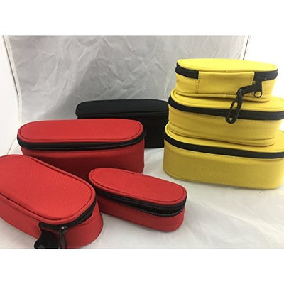 Pouch/case for multipurpose set of three (big, medium and small)