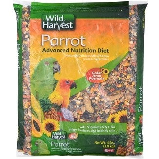 Spectrum Brands Wild Harvest Advanced Parrot 4 lb.