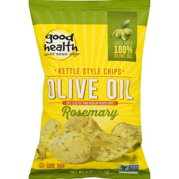 Good Health Olive Oil Kettle Style Chips with Rosemary 5 oz. Bag