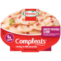 Hormel COMPLEATS CHEESY POTATO & HAM 7.5 oz