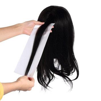 Anself 100pcs/bag Salon Hair Dye Plastic Paper Reusable Highlight Dyeing Separating Sheet Barber Tissue Tool