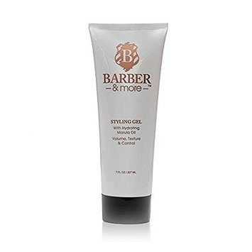 Barber and more Styling Gel With Hydrating Marula Oil