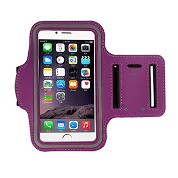 AutumnFall Sports Armband, Water Resistant Sports Armband with Key Holder for iphone 6s Plus 5.5Inch