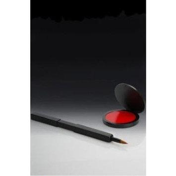 ROCK & REPUBLIC Noir Lip Gloss & Retractable Brush - Femme Fatale