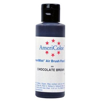 AmeriColor AmeriMist Airbrush Colour - Chocolate Brown - 4½ oz