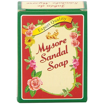 Mysore Sandal Bathing Soap with Sandalwood Oil - 150 gms