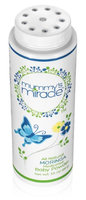 Miracle In The Green All Natural Mummy's Miracle Moringa Baby Powder Cornstarch 3.5 oz - Pack of 2