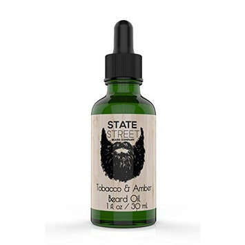 Tobacco and Amber Beard Oil