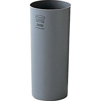 Rubbermaid 3550 GRA 12-1/8 gallon Capacity, 12
