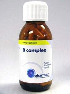 Pharmax Vitamin B Complex, 60 ct