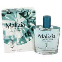 Malizia Cristal by Vetyver Eau De Toilette Spray 1.7 oz