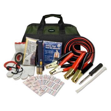 Emergency Roadside Kit - Dr. Bag - 35 Piece