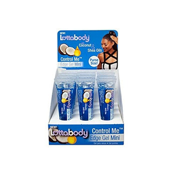 Lottabody Control Me Edge Gel Mini Purse Size 0.5oz - 2PCS
