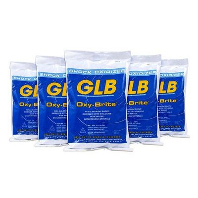 GLB Swimming Pool Oxy-Brite Shock Oxidizer