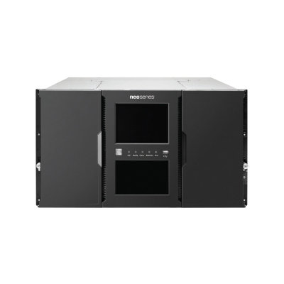 TANDBERG NEOxl 80 6u/80-slot/1-LTO5 FC + redundant power (OV-NEOXL805FC)