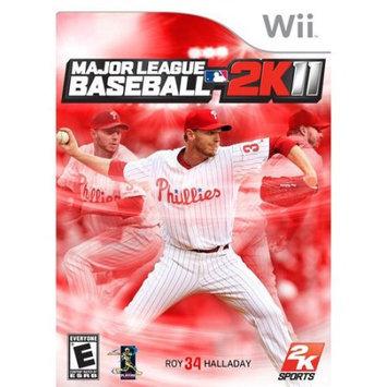 Take 2 Interactive Major League Baseball 2K11 (used)
