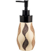Popular Bath Shimmer Gold Bath Collection Bathroom Soap Lotion Pump