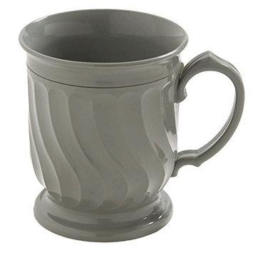 Dinex DX300084 Turnbury Insulated Pedestal Base Mug, 8 oz, 4