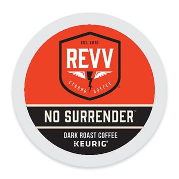 Keurig Revv No Surrender Dark Roast Coffee - Keurig K-Cup Pods - 16ct
