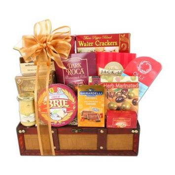 Alder Creek Gift Baskets Holiday Treasure Trunk