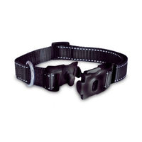 ThunderCollar® Medium Pet Collar in Black with Tag Silencer