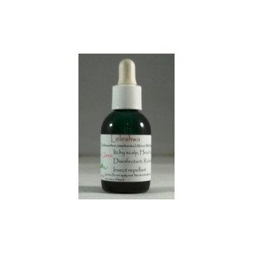 Slice Of Nature Leleshwa Essential Oil- 100% Pure Therapeutic Grade - Treatment for Head Lice, Fungus - Insect repellent - Migraine relief - Better Than Tea Tree Oil (1 oz)