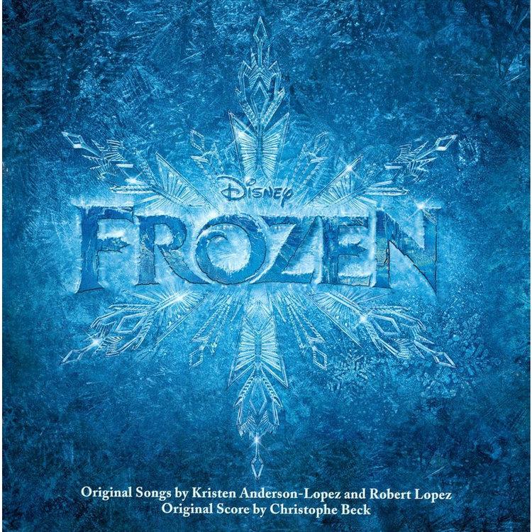 Frozen [original Motion Picture Soundtrack] - Cd - Original Soundtrack