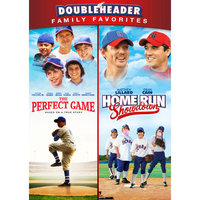 Doubleheader Family Favorites: The Perfect Game/Home Run Showdown [2 Discs]