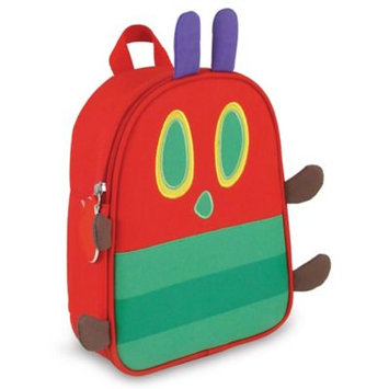 Kids Preferred, Llc Eric Carle Caterpillar Lunch Bag with Side Mesh Pocket & Interior Mesh