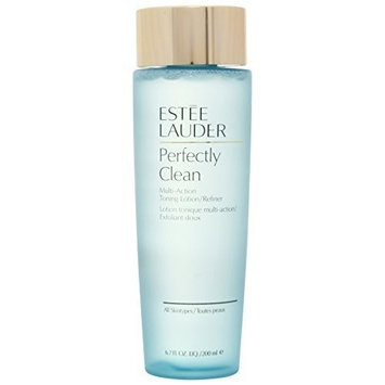 Estee Lauder PERFECTLY CLEAN multi-action toning lotion/refiner 200 ml by Estee Lauder