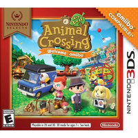 Animal Crossing: New Leaf - Welcome Amiibo Nintendo 3DS (Nintendo Selects)