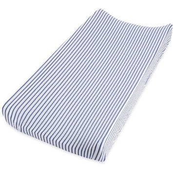 Ideal Baby by the Makers of Aden + Anais Changing Pad Cover, Set Sail