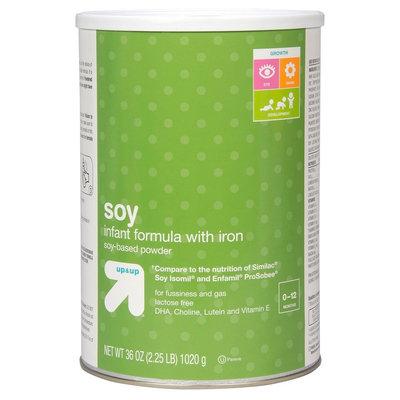 Infant Formula Soy - 36 oz. - up & up