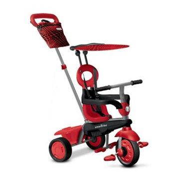 Smart Trike smar Trike Vanilla 4-in-1 Trike - Red/Black