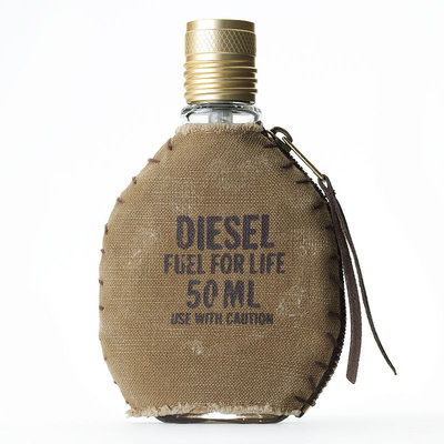 Diesel Fuel for Life by Diesel Eau de Toilette Spray - 1.7 oz.