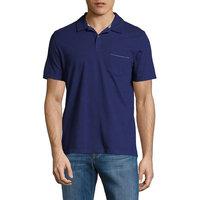 Short-Sleeve Cotton Polo