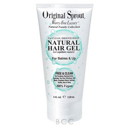 Original Sprout Natural Hair Gel 4 oz