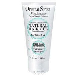 Original Sprout Natural Hair Gel 4 oz