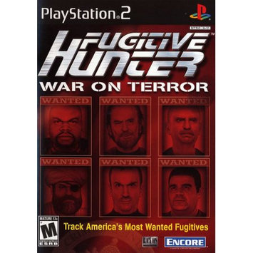 Encore Fugitive Hunter: War on Terror (used)