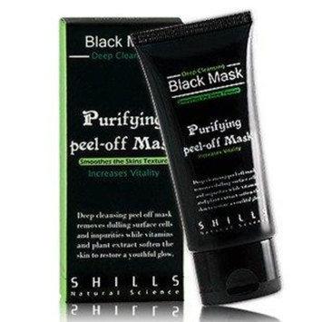 [Shills] Purifying Black Peel-off Mask Deep Cleansing 50ml Blackhead Remover, Blackhead Mask