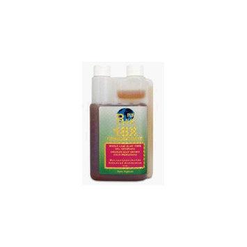 R PUR Aloe International 18X Organic Aloe Vera Juice (16oz) by Global Healing